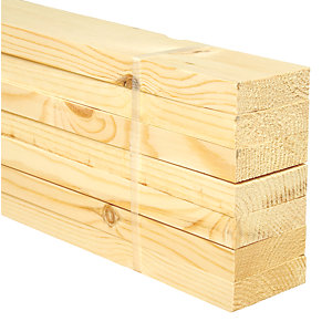 Wickes Redwood PSE 20.5x69x2400mm Pack 7