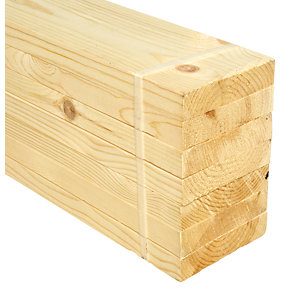 Wickes Redwood PSE 20.5 x 94 x 2400mm