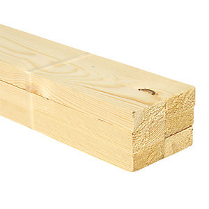 Wickes Redwood PSE 20.5x44x3600mm Pack 6