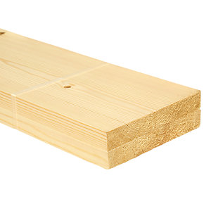 Wickes Redwood PSE 20.5x144x3600mm Pack 2
