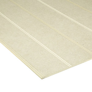 Wickes Beaded MDF Panel 6x607x1220mm