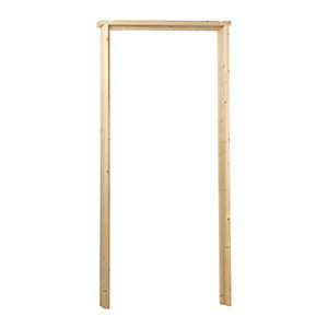 Wickes Softwood Fire Door Lining 32 x 132mm x 2.05m