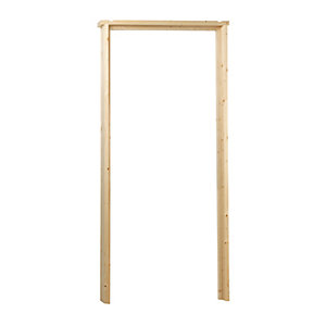Wickes Softwood Fire Door Lining 32 x 108mm x 2.05m