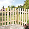 Wickes Palisade Arched Top Timber Fence Kit 890 x 890 x 1815mm
