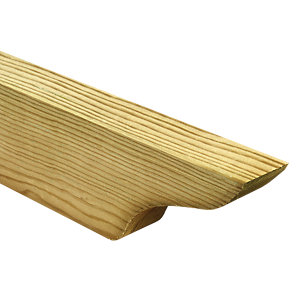 Wickes Pergola Crossbeam 40 x 90mm x 2.4m
