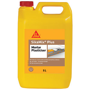 Sika Mix+ Mortar Plasticiser 5l