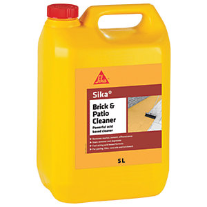 Sika Brick and Patio Cleaner 5L