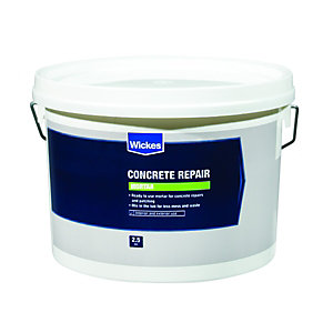 Wickes Concrete Repair Mortar 2.5kg