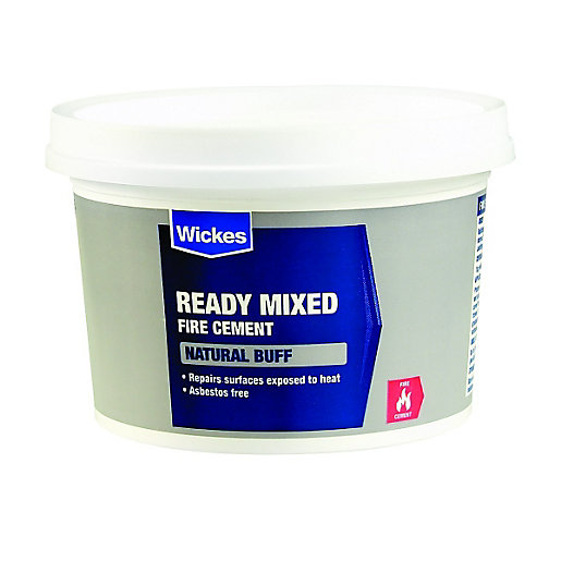 wickes ready mixed fire cement 1kg. Black Bedroom Furniture Sets. Home Design Ideas
