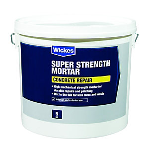 Wickes Super Strength Concrete Repair 5kg