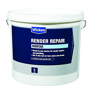 Wickes Render Repair Mortar 5kg