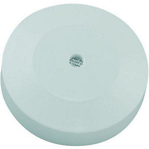 Wickes 3 Terminal And Earth Ceiling Rose