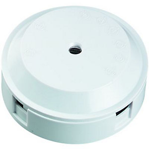 Wickes Junction Box 4 Terminal 5A White