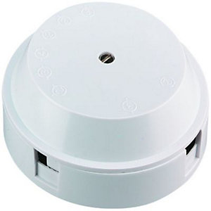 Wickes Junction Box 3 Terminal 30A White