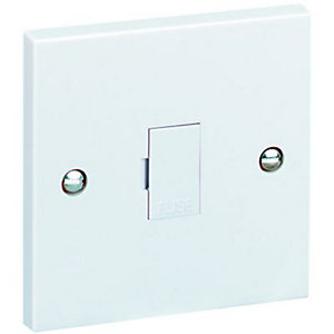 Wickes 13A Unswitched Fused Spur