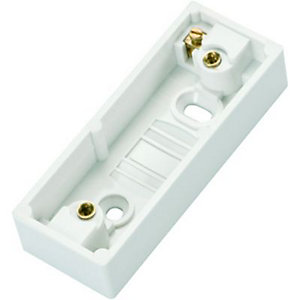Wickes Architrave Pattress Box 1 Gang
