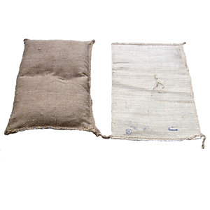 Wickes Self Inflating Sand Bags For Flood Protection Pack of 4