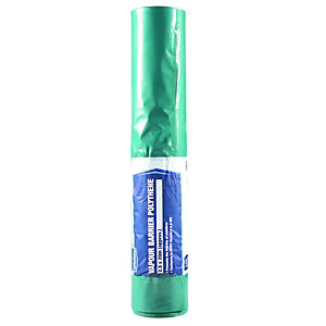 Wickes Green Polythene Vapour Barrier 2.5x20m