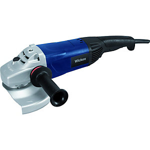 Wickes Angle Grinder 230mm 2000w 240v