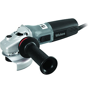 Wickes Angle Grinder 125mm 1050w 240v