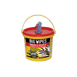 Big Wipes Heavy Duty Bucket of 240