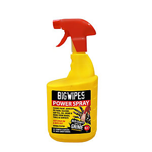 Big Wipes 4x4 Power Spray 1L