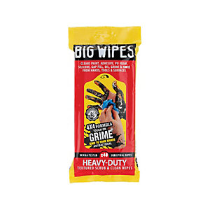 Big Wipes 4x4 Heavy Duty