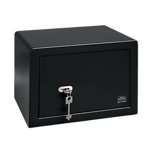 Burg-wachter Pointsafe Freestanding Key Safe 20.5 Litre Black 305mm x 355mm x 260mm