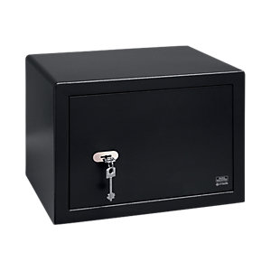 Burg-wachter Pointsafe Freestanding Key Safe 38.8 Litre Black 355mm x 447mm x 325mm