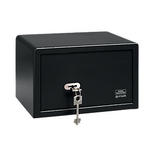 Burg-wachter Pointsafe Freestanding Key Safe 6.7 Litre Black