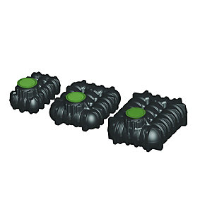 Wickes Home Eco-Plus Rainwater Harvesting Kit 5000L