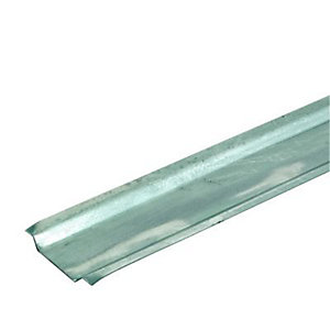 Wickes Galvanised Steel Channelling 37mmx2m 10 Pack