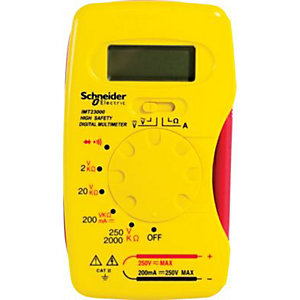 Schneider Digital Compact Multimeter