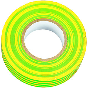 Wickes Insulation Tape 20m Green & Yellow