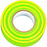 Wickes Insulation Tape 20m Green & Yellow 10 pack