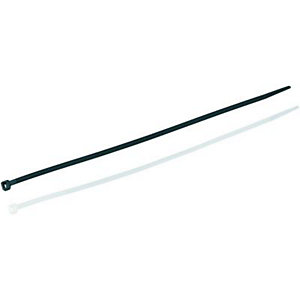 Wickes Cable Ties Black/White Pack 250