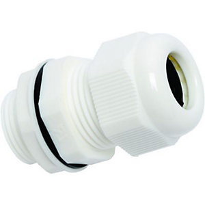 Wickes Male Compression Gland White