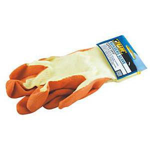 4Trade Super Grip Work Gloves One Size