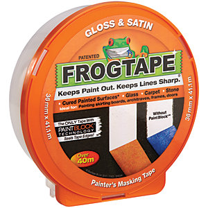 Frogtape Painter's Gloss & Satin Masking Tape 36mm x 41m