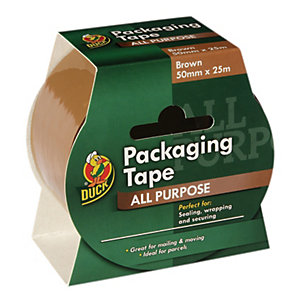 Duck Packaging Tape Brown