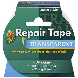 Duck Repair Tape Transparent