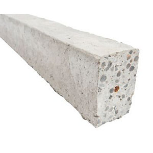 Supreme Prestressed Textured Concrete Lintel 100mm x 100mm x 1500mm S10