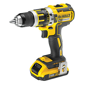 DeWalt DCD795D2 Brushless Compact Hammer Drill XR Lithium Ion 18v