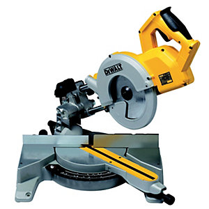 DeWalt DW777 Cross Cut Circular Mitre Saw 216mm 240v