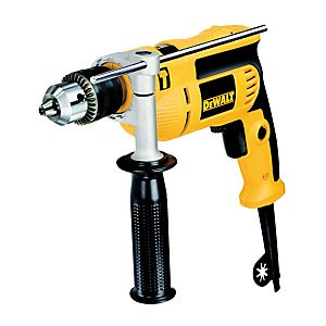 DeWalt DWD024K Percussion Drill Variable Speed 650W 240V