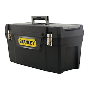 cheap tool boxes and tool storage from wickes b q argos. Black Bedroom Furniture Sets. Home Design Ideas