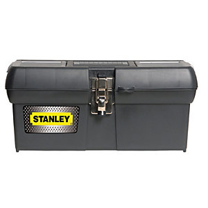 Stanley 1-94-857 Metal Latch Toolbox 16in