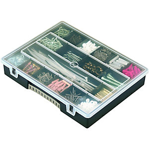 Wickes 18 Compartment Organiser
