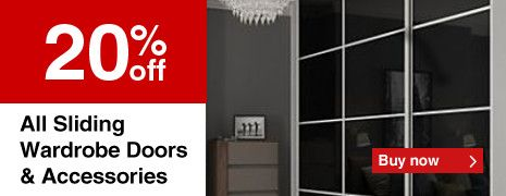 Sliding Wardrobe Doors & Accessories