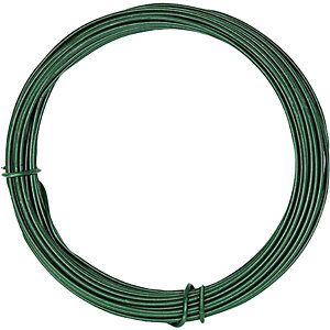 Wickes Garden Wire 3.5mmx20m PVC Coated